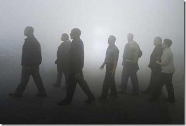 nevoeiro thumb Processos térmicos em outros fenômenos naturais