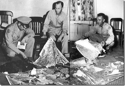 ufo militares thumb Incidente de Roswell, o caso mais intrigante da Ufologia