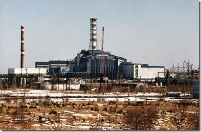 chernobyl thumb OVNIs diminuiram a radiação em Chernobyl?