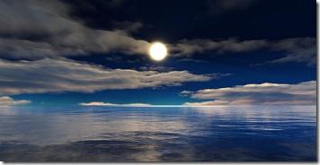 luzes mar thumb Relatos de movimentos luminosos sobre os mares
