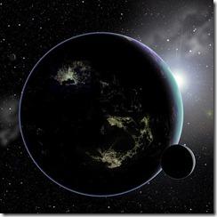 luzes artificiais thumb Luzes podem revelar sinais de alienígenas