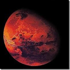 marte thumb Nasa: marcianos provavelmente viveram no subterrâneo