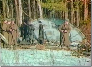 ufo sovietico thumb Queda de OVNI na Rússia, em 1969, é considerado autêntico