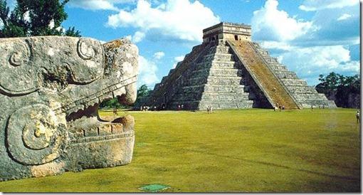 maias thumb Maias acreditavam no retorno de um deus em 2012 e não o fim do mundo