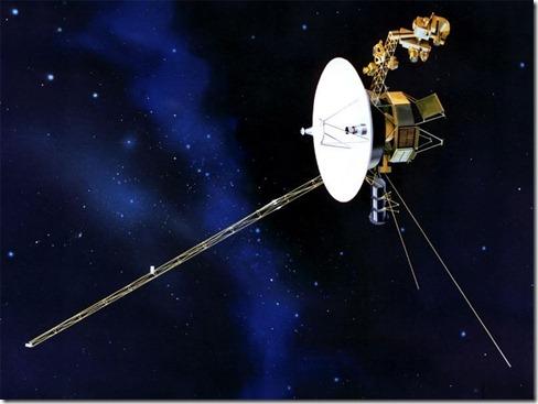 sonda voyager 1 thumb Sonda Voyager 1 chega ao limite do Sistema Solar