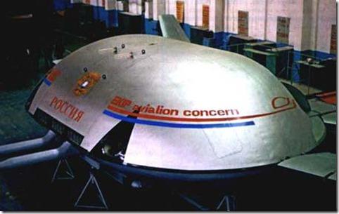 disco voador russo thumb A história do disco voador russo