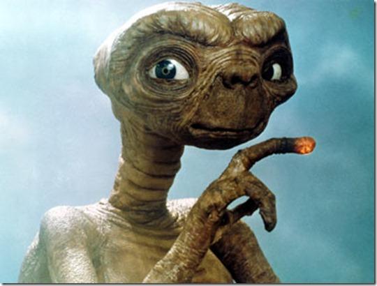 et thumb Mundo deveria se preparar para um contato com uma civilização extraterrestre