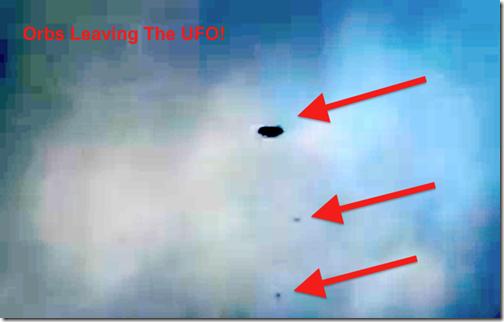 orbs ufo nova zelandia thumb UFO é avistado sobre montanhas da Nova Zelândia