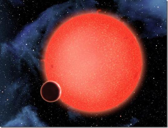 GJ1214b planeta agua thumb Descoberto novo planeta composto quase todo por água