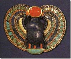 escaravelho sagrado thumb Os animais no Antigo Egito
