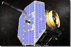 ibex nasa thumb Sonda da NASA descobre matéria alienígena