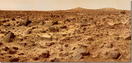marte superficie thumb Terremoto em Marte sugere existência de vida