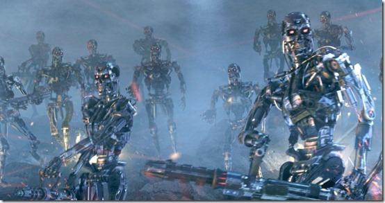 terminator thumb Poderiam os robôs exterminarem os humanos?