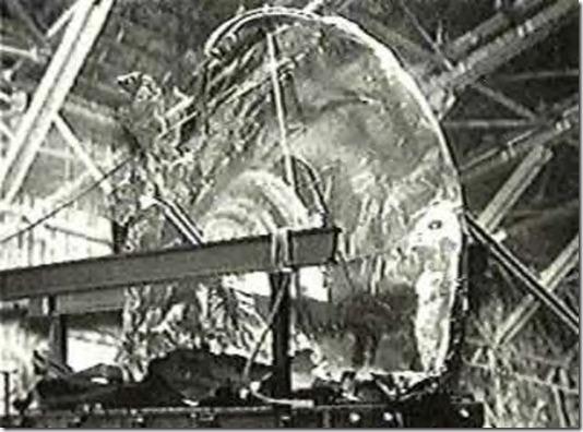 ufo mussolini thumb O Disco Voador de Mussolini