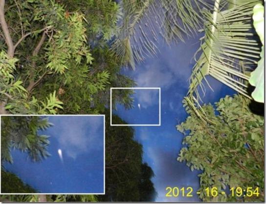 ufo norte de minas thumb UFO aparece em duas cidades no Norte de Minas