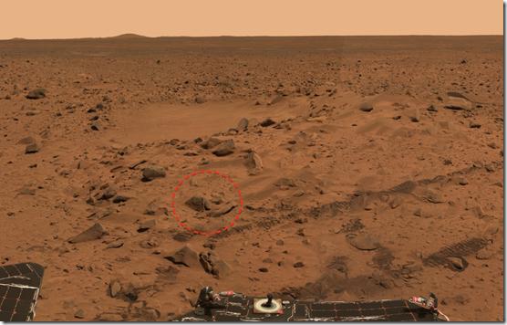 piramide alienigena3 thumb Pirâmide alienígena descoberta em Marte