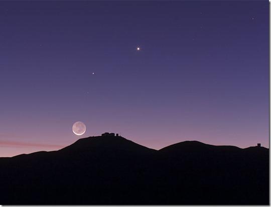 terra reflexo thumb Nova técnica pode ajudar a encontrar indícios de vida em outros planetas