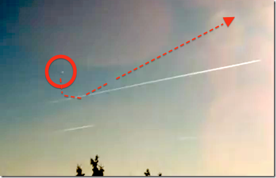 ufo alemanha alta velocidade thumb UFO em alta velocidade aparece na Alemanha