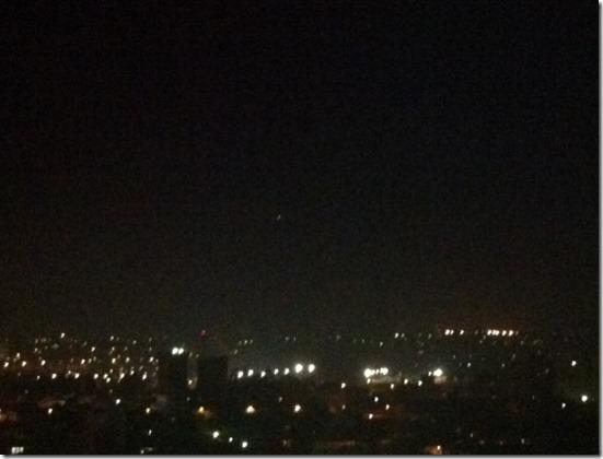 ufo vermelho sp2 thumb Estrela vermelha aparece nos céus de São Paulo e Campinas