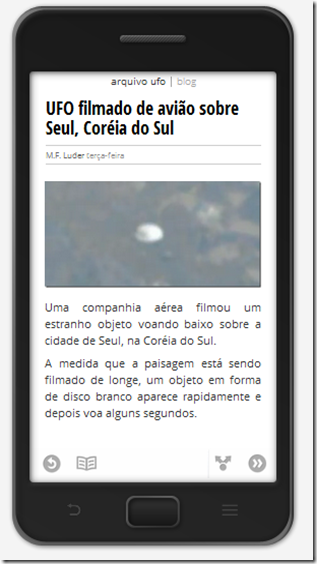 arquivo ufo android thumb Arquivo UFO no Google Currents para Android e iOS
