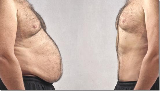 obeso-magreza
