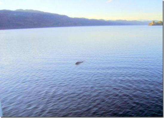 foto mostro lago ness thumb Monstro do Lago Ness reaparece em nova foto