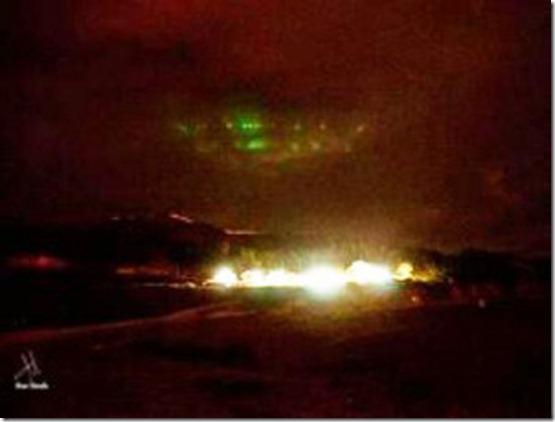 ovni terra fogo thumb Suposto OVNI gigante é visto na Terra do Fogo