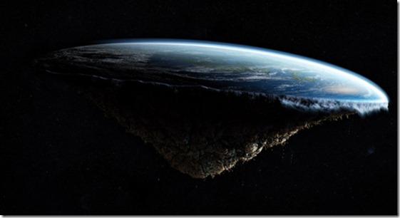terra plana thumb Conspiração: A Teoria da Terra Plana