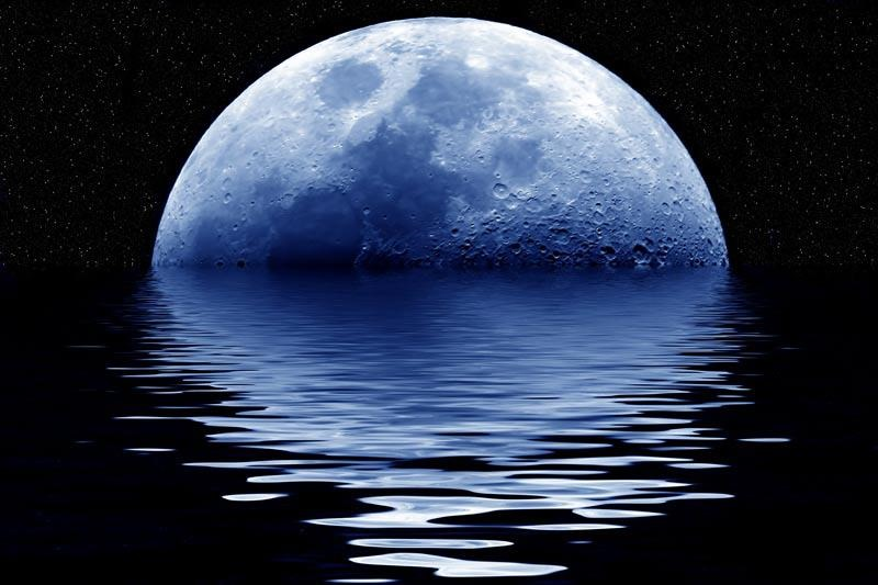Só a lua sabe