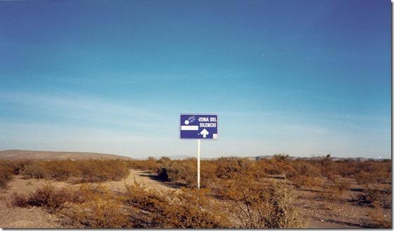 Zona del Silencio thumb Os mistérios da Zona del Silencio (Zona do Silêncio) no México