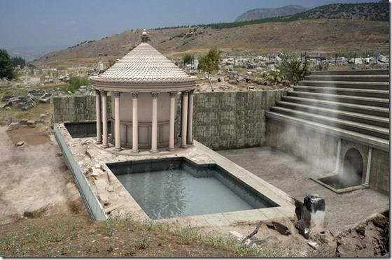 portal do inferno thumb 'Portão do inferno' descoberto na Turquia