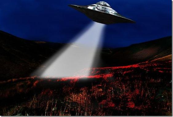 ufo luz thumb Mais de 900 policiais britânicos já viram OVNIs