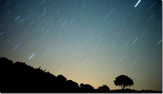 meteoros thumb Barreira de asteroides no espaço poderia salvar o nosso planeta?