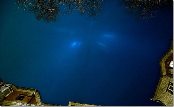 luzesrussia2 thumb Luzes misteriosas surgem sobre a Rússia