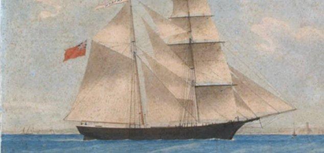 navio mary celeste Mary Celeste, o navio abandonado encontrado em alto mar