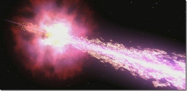 supernova thumb Astrônomos observam enorme explosão cósmica
