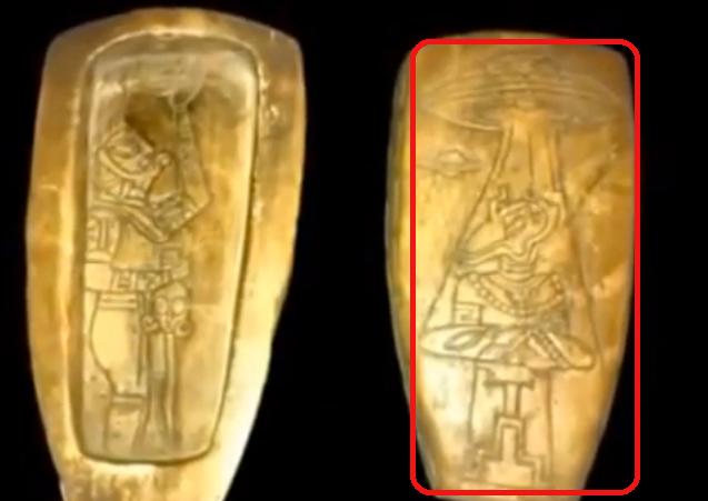 disco maia 2 Governo mexicano vai revelar objetos maias que provam contato com extraterrestres