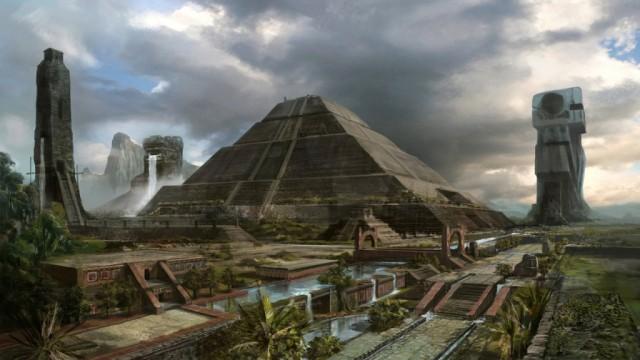 maia e1398620943384 Governo mexicano vai revelar objetos maias que provam contato com extraterrestres