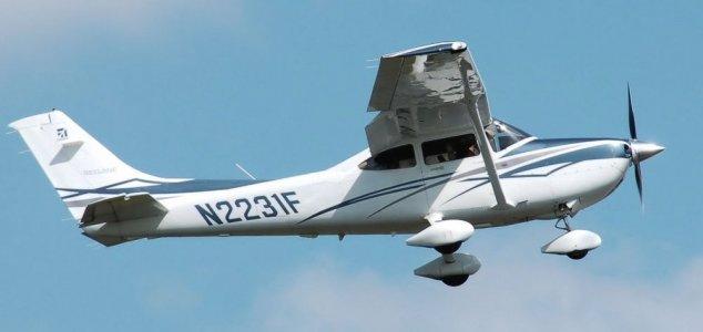 cessna OVNI estaria envolvido em desaparecimento de avião