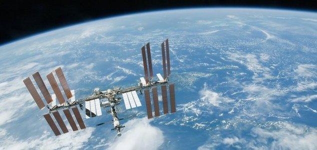 estacao espacial Plâncton descoberto fora da estação espacial