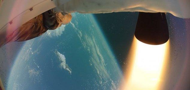 ldsd nasa Filmagem mostra disco voador da NASA em funcionamento