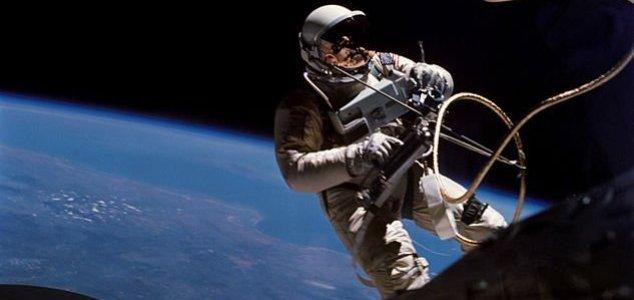 astronautas Espaço pode tornar astronautas inférteis