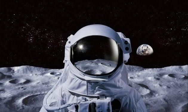 Urina de astronauta pode ajudar a construir a base na Lua