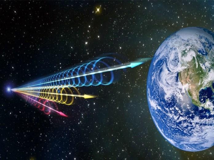 Misterioso sinal de rádio vindo do espaço se repete a cada 16 dias