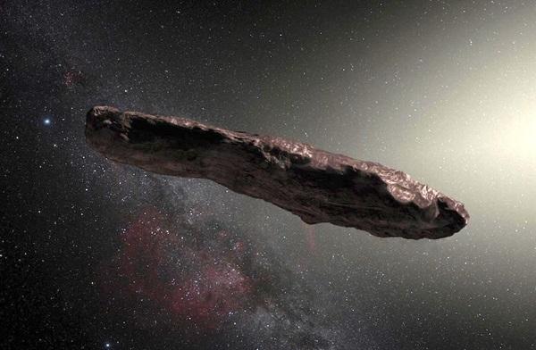 Oumuamua: afinal, não é um iceberg de hidrogênio?