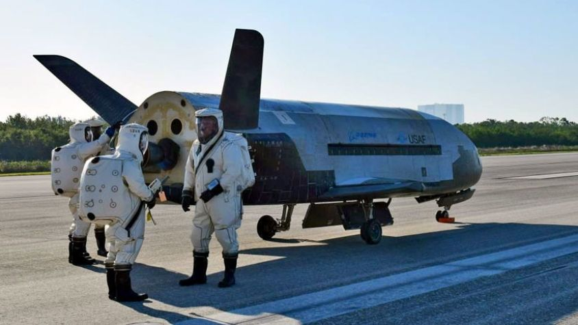 X-37B pronto para lançar nova missão misteriosa