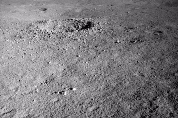 Misterioso 'gel' encontrado no outro lado da Lua