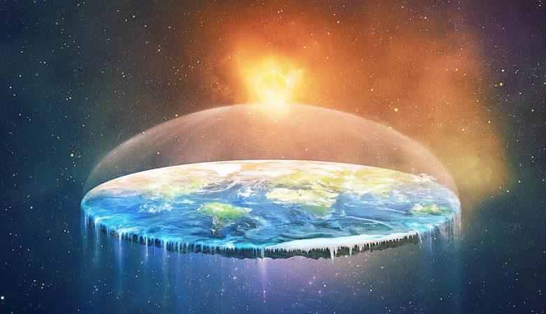 Terraplanistas afirmam que imagens do espaço são falsas