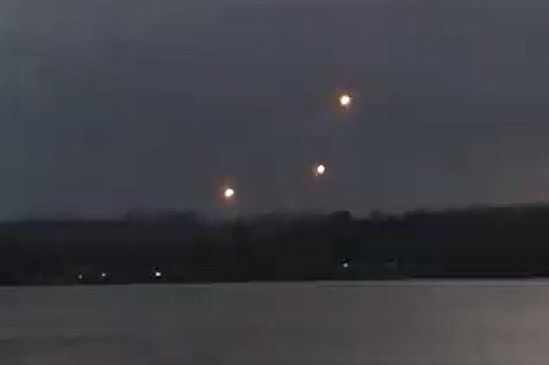 OVNIs surgem na Amazônia?