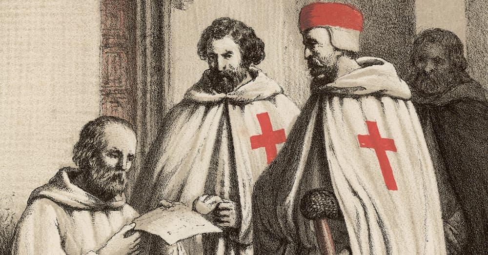 O que aconteceu com os Cavaleiros Templários?